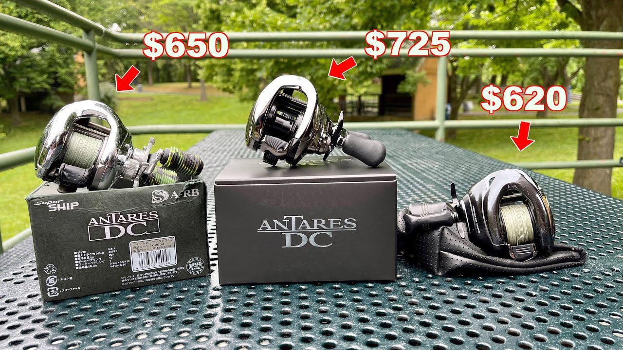 I Bought the World's MOST EXPENSIVE Baitcasting Reels!!! (Unbox, Fish & Catch!)