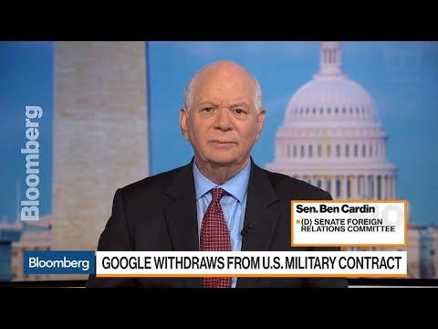 Sen. Cardin on Khashoggi, Google in China, Midterms