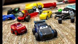 Disney Cars 3 Toys Mini Racers - DiY Custom Disney Cars Jackson Storm Monster Truck Failed Attempts