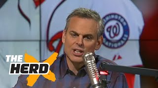 Colin lists the 10 teams that control the entire sports landscape | THE HERD