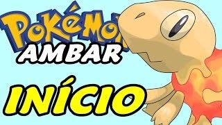 Pokémon Ambar (Hack Rom) - O Início com Fakemons!