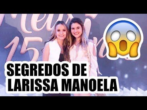 827fb5a940379 Larissa Manoela em  Meus 15 anos - Blog da Barbarela