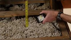 How to measure your attic's insulation level – Rule Your Attic! with ENERGY STAR