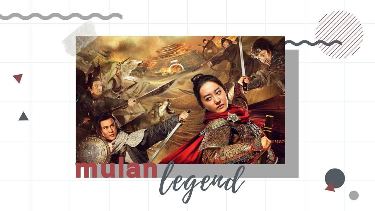 Download Trailer - Mulan Legend (2020) PT-BR