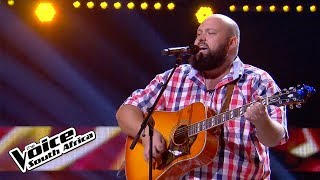 Rob Edeling – 'Ring of Fire' | Blind Audition | The Voice SA: Season 3 | M-Net