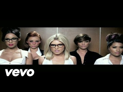Клип The Saturdays - Notorious