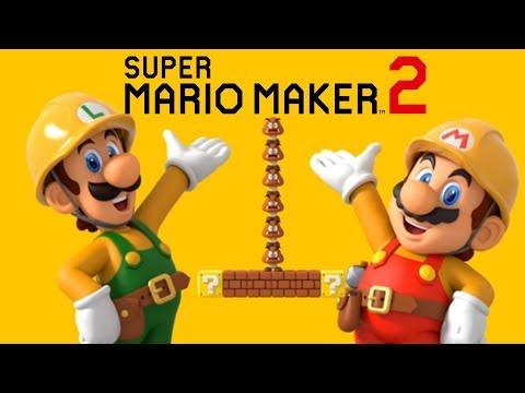 Super Mario Maker 2 Cinematic Trailer Nintendo Direct 2019