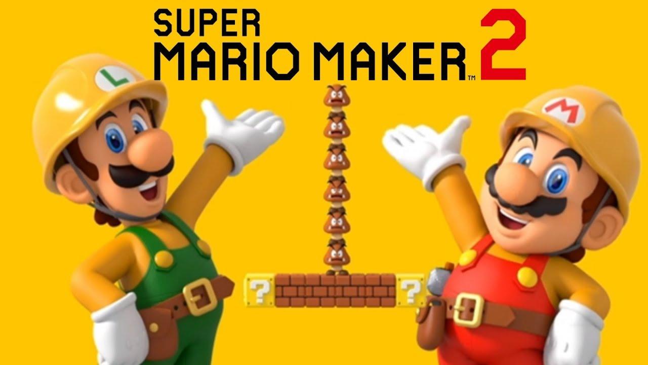 Super Mario Maker 2, análisis: ondeando la bandera de la creatividad