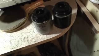 Обзор масляных фильтров на CBZB