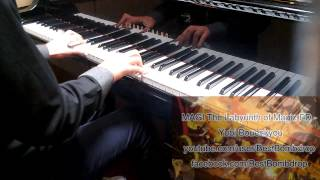 MAGI The Labyrinth of Magic ED - Yubi-Bouenkyou (Piano Cover)