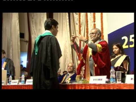25 Annual Convocation- part-5.mpg