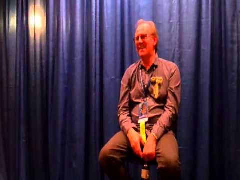 Peter Davison Dragon Con 2013