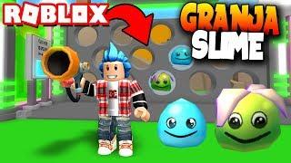 new SLIMES farm Simulator! -Roblox: Slimeulator