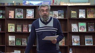 В Верхней Салде прошёл авторский вечер поэта Андрея Якубовского