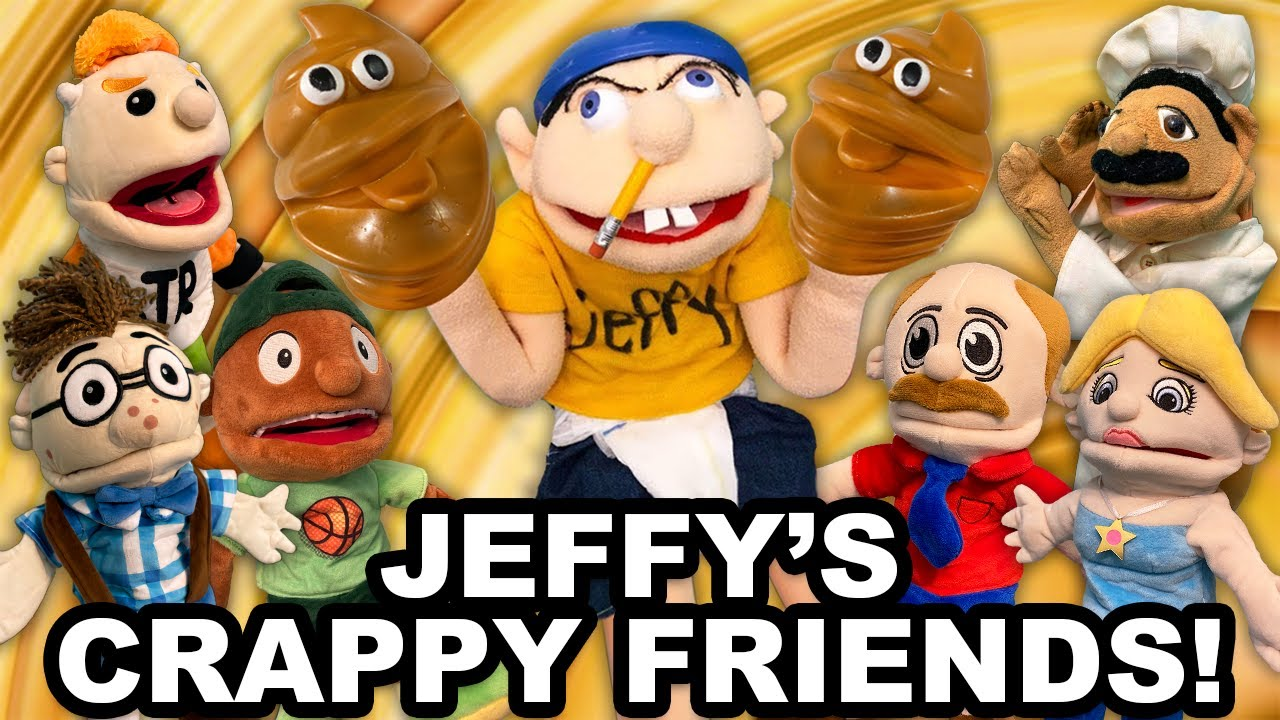 SML Parody: Jeffy's Crappy Friends!
