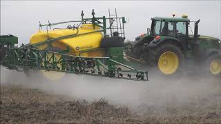 Maszyny w ringu na Agro Show Bednary '2017