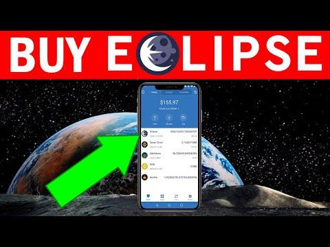 How To Buy Eclipse Token | Buy Eclipse On Trust Wallet