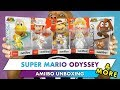 Unboxing The Super Mario Odyssey Amiibo + More!