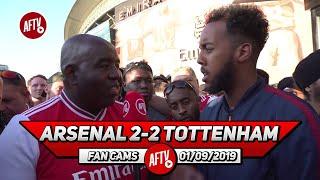 Arsenal 2-2 Tottenham  | Xhaka Makes The Same Mistakes Year After Year!! (Livz)