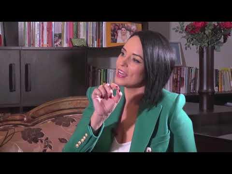 Andreea Marin: omul din spatele vedetei - interviu Canal 33