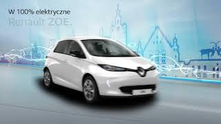 Wypróbuj Renault ZOE w Traficarze