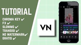 VIRAL!! CARA EDIT VIDEO DI APLIKASI VN - Terbaru di iOs & Android