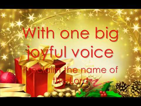 christmas in our hearts jose mari chan lyrics