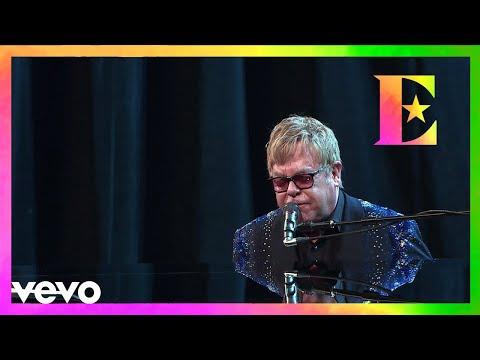 Elton John - Wonderful Crazy Night - Live