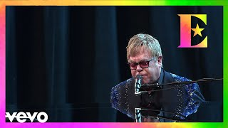 Elton John - Looking Up - Live