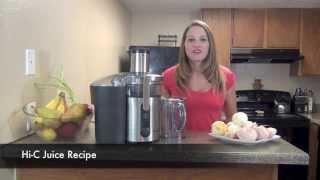 Hi-C Juice Recipe