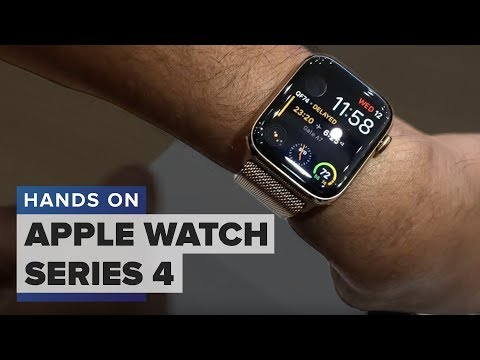 Apple Watch Series 4: First impressions
