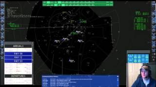 ATC Pro - Air Traffic Control Simulator