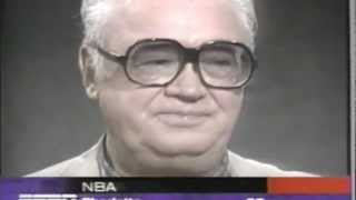 Harry Caray Passing Interview Roy Firestone Chicago Cubs
