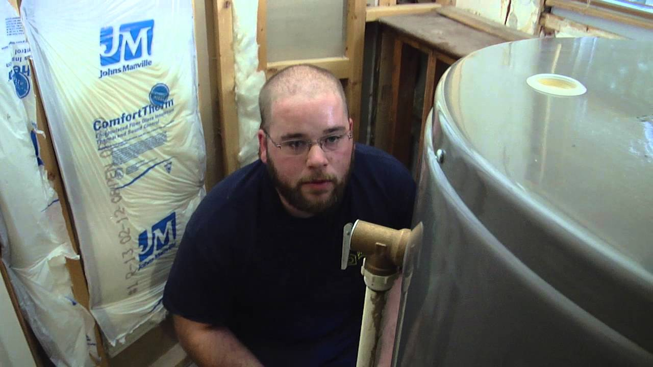 Dipietro Plumbing Water Heater Inspection