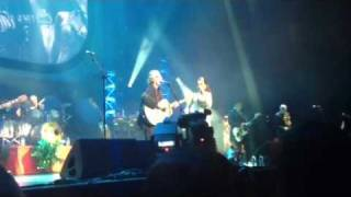 Imelda May Paul Brady the world is what you make it live at 02 dublin