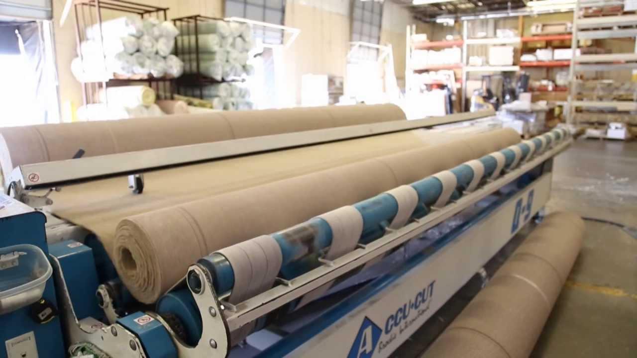 Accu Cut Q 9 Carpet Cutting Machine Www
