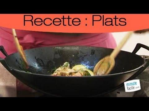 Comment r aliser un wok de dinde youtube - Comment choisir un wok ...