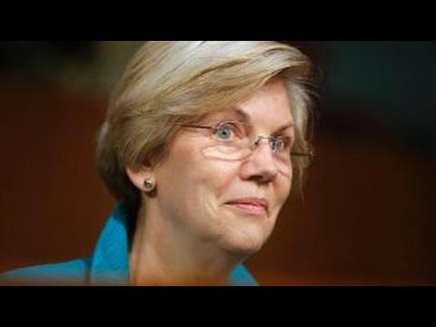 Elizabeth Warren scolded in the Senate