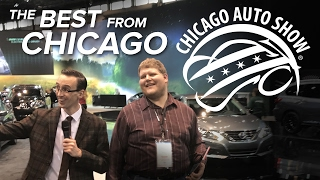 The Best Cars and Trucks from the 2017 Chicago Auto Show