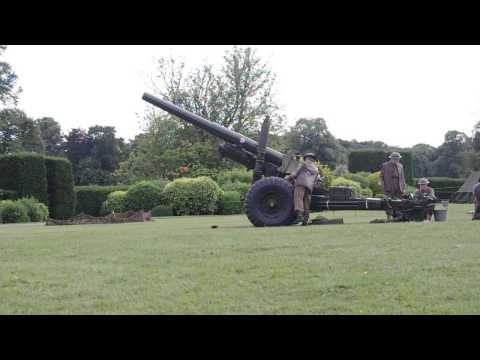 5.5 inch Howitzer