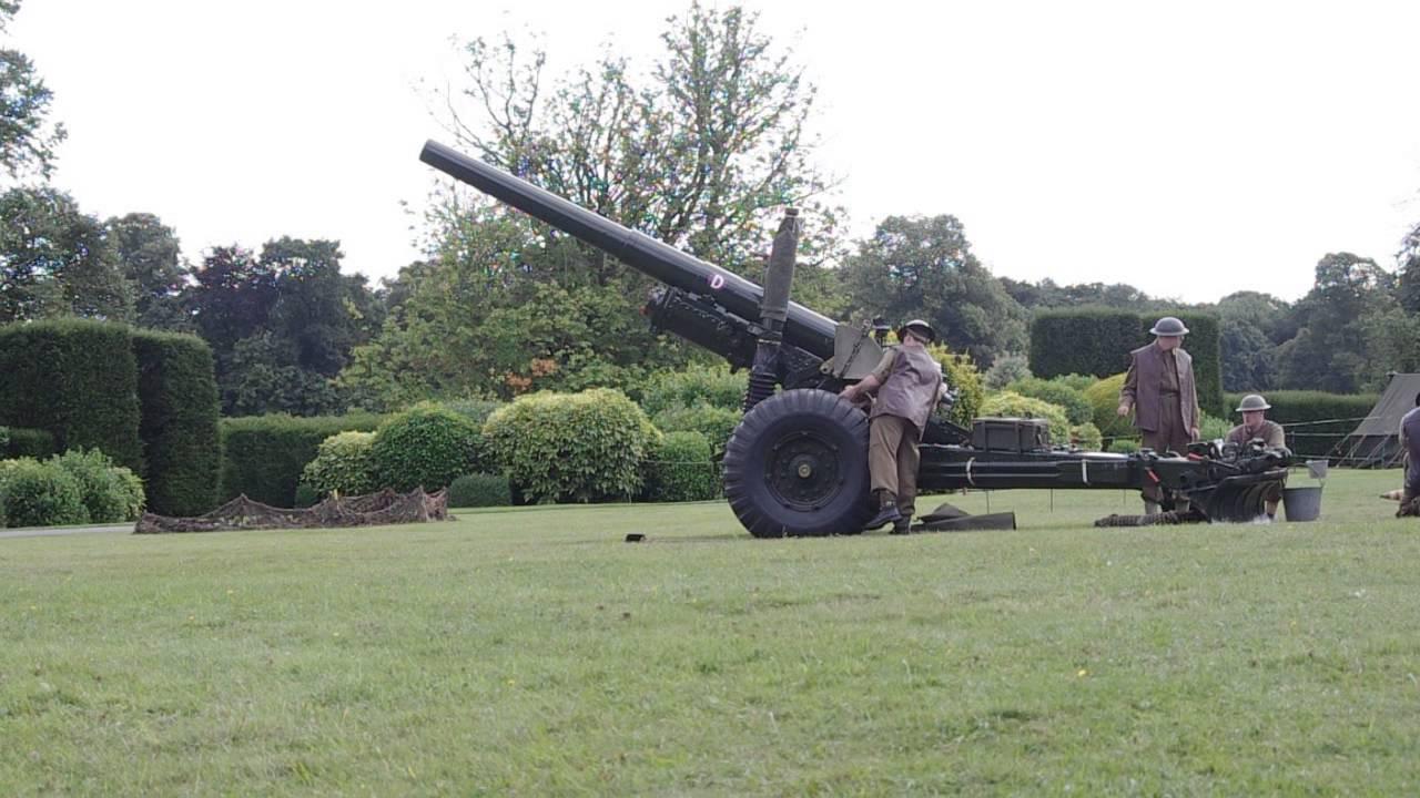 5 5 inch Howitzer