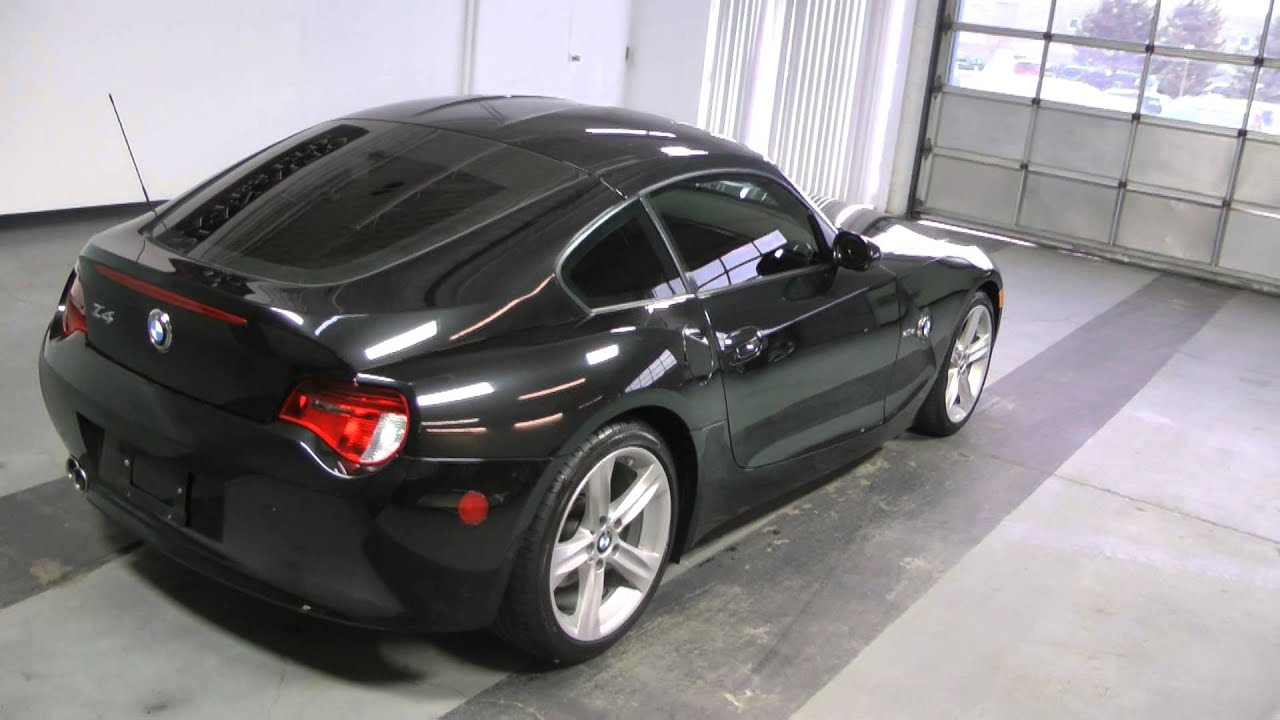 Used 2007 BMW Z4 3 0si Coupe Sport Premium For Sale