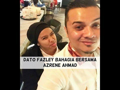 Dato' Fazley Bahagia Bersama Azrene Ahmad- Kak Bie