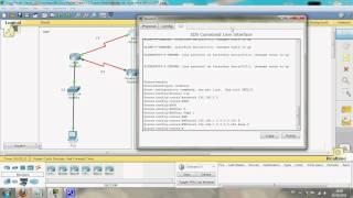 Redistribution de route entre RIP et OSPF