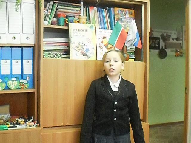 Изображение предпросмотра прочтения – ВарвараБаринова читает произведение «Стрекоза и Муравей» И.А.Крылова