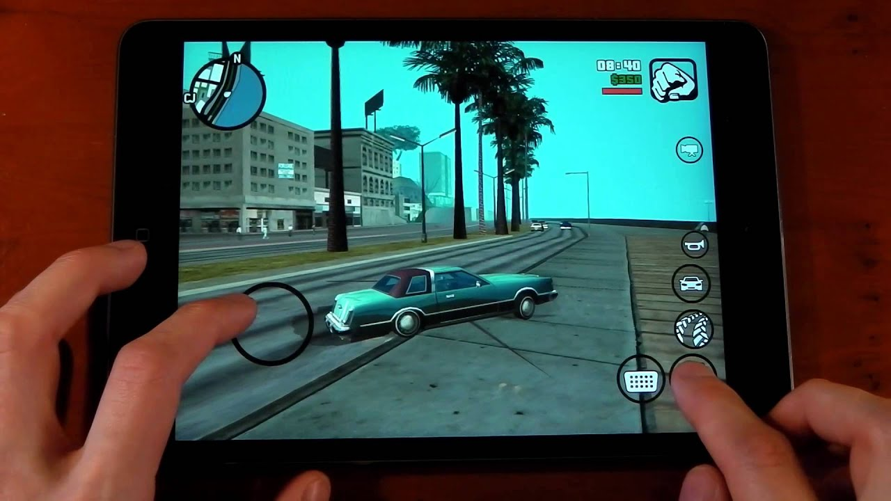 GTA IV San Andreas Features