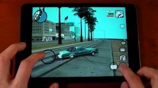 Apple iPad Mini 2 ( Retina ) - GTA: San Andreas - Review