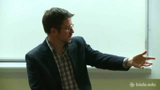 Matt Jenson & Adam Johnson: Atonement: A Guide for the Perplexed - Torrey Honors Lecture