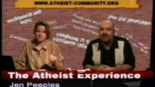Curing The Possessed With A Pentagram - The Atheist Experience #598