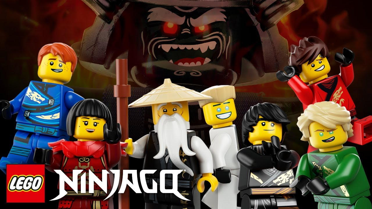 Download LEGO NINJAGO Explained   Everything You NEED to Know about LEGO NINJAGO